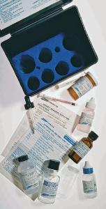 LaMotte® Dissolved Oxygen Water Test Kit (Winkler Method)