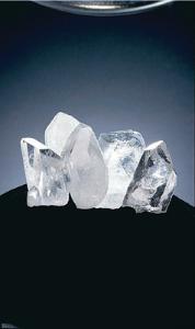 Ward's® Quartz (Rock Crystal Points)