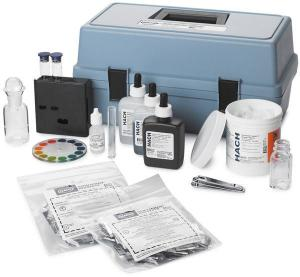 Model CA-10WR Carbon Dioxide, Dissolved Oxygen and pH Test Kit, Hach