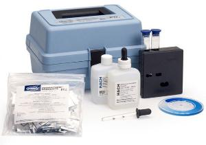 Model PO-14 Phosphorus, Orthophosphate Reactive Test Kit, Hach