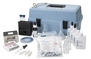 Model PO-24 Phosphate Test Kit, Total Ortho-/Meta-, Hach