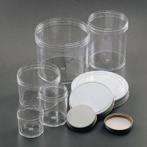 White Metal Jar Caps