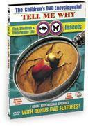 Video DVD tell me why insects fish