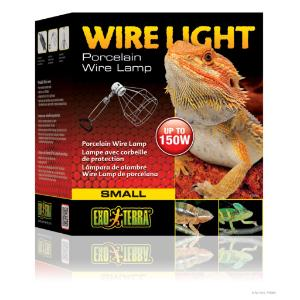 Wire Clamp Lamp