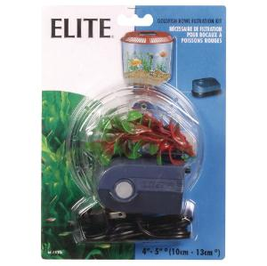Elite® Goldfish Bowl Accessory Kit