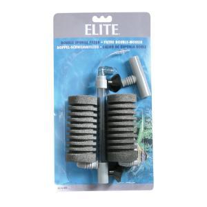 Elite Double Sponge Filter Kit