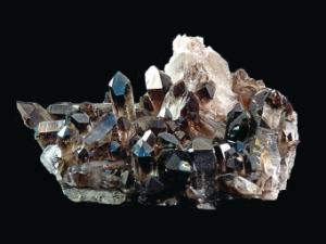 Quartz, Smoky Crystal Group