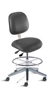 BioFit Elite Series Cleanroom ESD/Static Control Chair