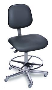 Ergonomic Lab Bench Chairs, BioFit
