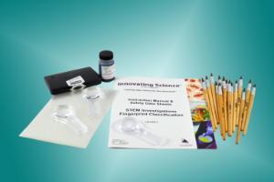 STEM Kit, Fingerprint Classification