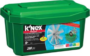K'nex Water and Wind Energy Kit