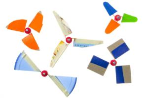 Teacher Geek Air Racer