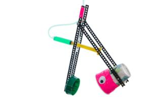 TeacherGeek Hydraulic Claw