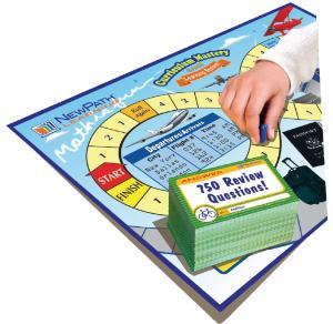 Curriculum Mastery® Game — Math Grade 6