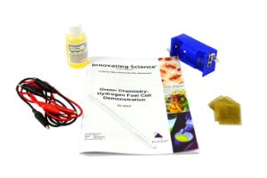 Hydrogen fuel cell demonstration