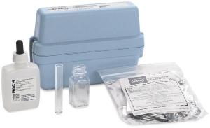 Total Hardness Test Kit, Model 5-EP, Hach