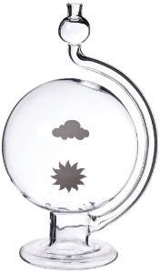 Weather Globe Barometer