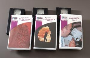 Forensic Detectives Video Set
