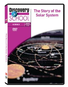 The Story of the Solar System DVD