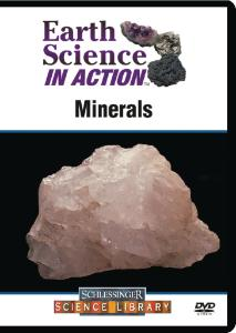 Earth Science in Action: Minerals DVD