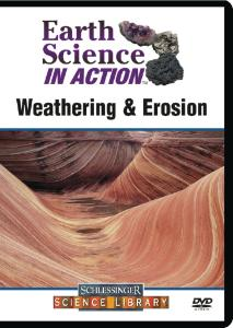 Earth Science in Action: Weathering & Erosion DVD