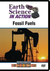 Earth Science in Action: Fossil Fuels DVD