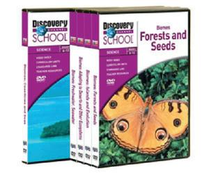 Biomes DVD Set