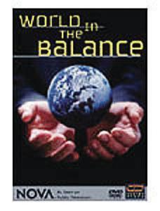 NOVA: World in the Balance DVD