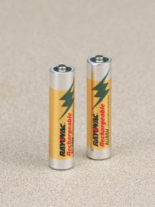 Nickel Metal Hydride Rechargeable Batteries
