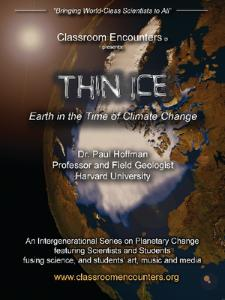 Thin Ice: Earth in the Time of Climate Change DVD