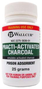 Wallcur® Practi- Activated Charcoal