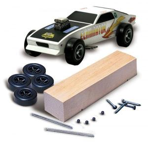 PineCAR Racer Basic Car Kit