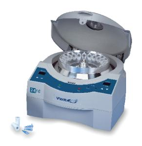 Variable Speed Microcentrifuge Tube Adapters