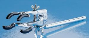 Extension Condenser Clamps with Swivel Jaws