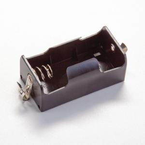 Battery Holders with Fahnestock Clips