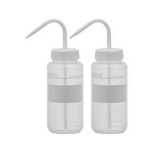 Wash bottles, no label, 500 ml