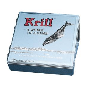 Krill — A Whale Of A Game!
