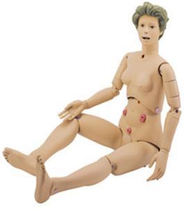 Gaumard® Patient Care Manikin With Ostomy