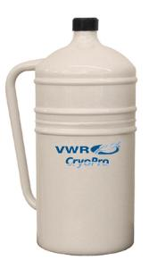VWR® Liquid Nitrogen Dewar