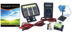 Solar Lab Electricity Learning Kit