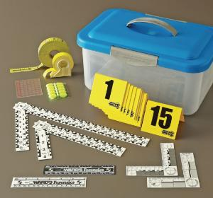 Ward's® Crime Scene Photo Documentation Kit