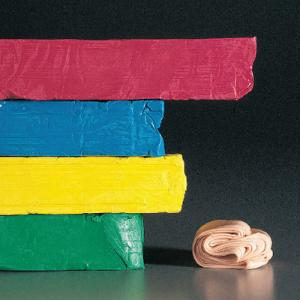 Modeling Clay, 4 Colors