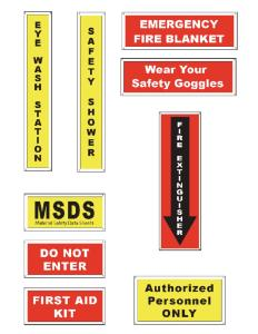 Ward's® Safety Signs