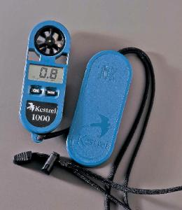 Pocket Wind Meter