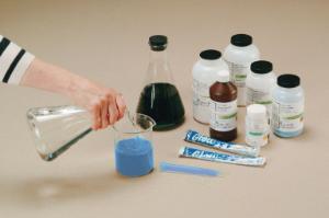 Glow Chemistry Kit II: It's Blue!