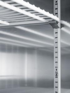Medical laboratory series freezer shelf, 49 cu.ft.
