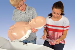 3B Scientific® Basic Billy CPR Trainer