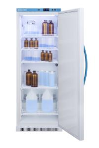 Medical laboratory series refrigerator with solid doors, 12 cu.ft.
