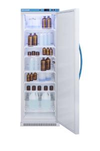 Medical laboratory series refrigerator with solid doors, 15 cu.ft.