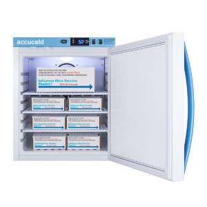 Pharma-vaccine series refrigerator with solid doors, 1 cu.ft.
